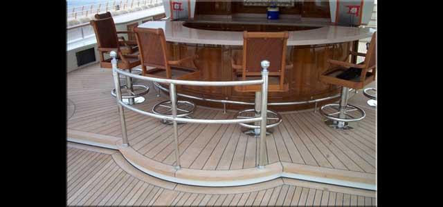Custom Maritime Teak Decks